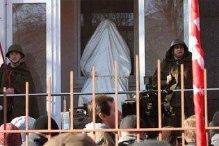 Націоналісти вже придивляються до охорони нового Сталіна у Запоріжжі