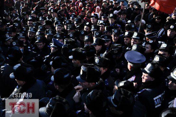 Мітинг комуністів з нагоди річниці Жовтневої революції_2