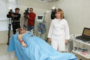 За средства от благотворительного аукциона Харьковскому центру детской нейрохирургии купили уникальное медоборудование