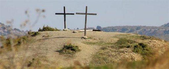 Хрести у Судаку
