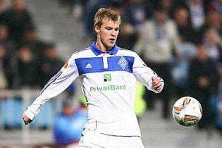 Ярмоленко потрапив до топ-30 найкращих футболістів світу