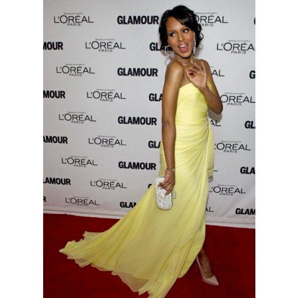 В США раздали премии самым гламурным женщинам 2011