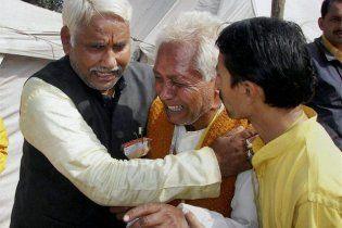 У тисняві на релігійному святі в Індії загинули більше 20 людей