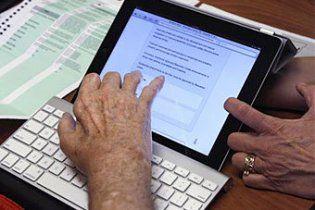 Голосувати на виборах можна буде за допомогою iPad