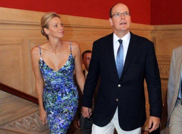 """Княгиня Монако рассказала, как """"убегала"""" со свадьбы"""