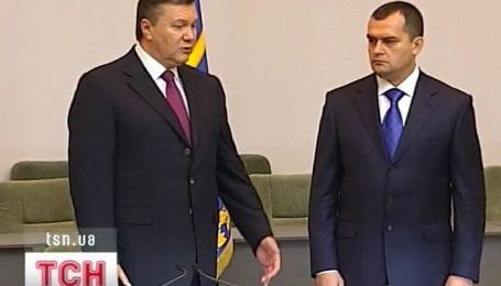 Новый министр внутренних дел