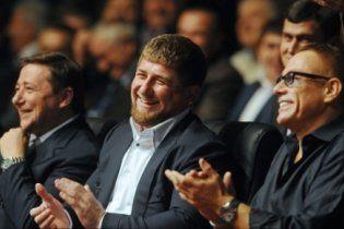 Ван Дамм приехал в Грозный поужинать с Кадыровым