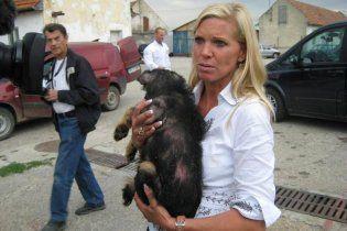 Німецька принцеса прилітає до Києва рятувати безпритульних собак