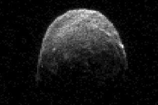 Астероид-гигант пронесся мимо Земли