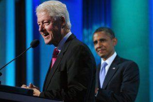 Білл Клінтон порадив президентам США брати приклад з Путіна