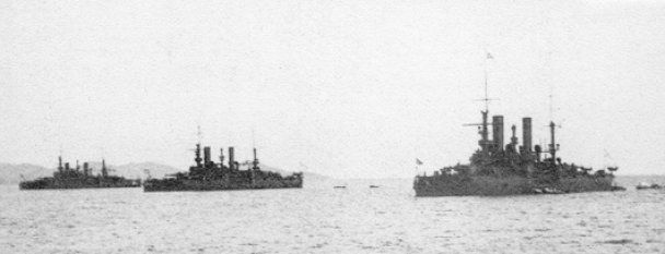 Знайдено легендарний броненосець, потоплений під час війни Росії та Японії