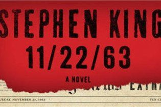 Стівен Кінг написав роман про вбивство Кеннеді