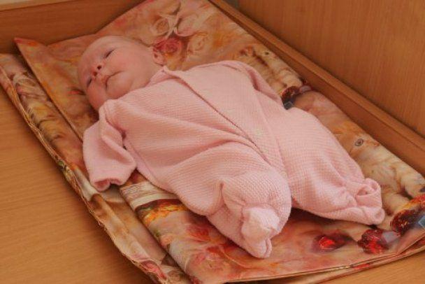 У Миколаєві народився хлопчик без рук і з однією ногою