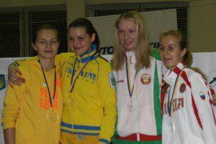 Українські шаблісти блискуче виступили на етапі Кубка світу