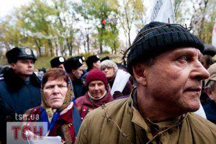 Харьковские чернобыльцы заставили Добкина пойти против правительства