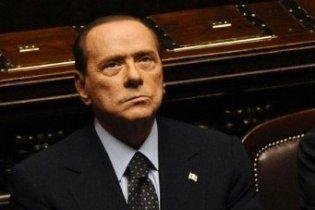 Берлускони сравнил себя с Муссолини
