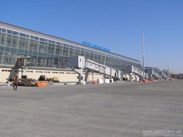 Львівський аеропорт назвали на честь Данила Галицького