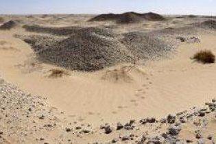 В Сахарі знайшли сліди невідомої цивілізації