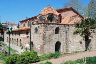 Древний христианский храм превратили в мечеть