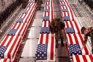 В армии США несколько лет погибших солдат выбрасывали на помойку