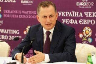 Колесніков: головне - не зганьбитися на Євро-2012