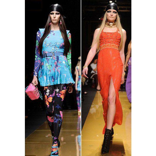 Донателла Versace зібрала плеяду зірок на показі H&M