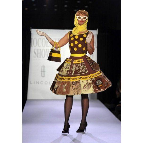 В Нью-Йорку показали шоколадні сідниці та солодкого Обаму