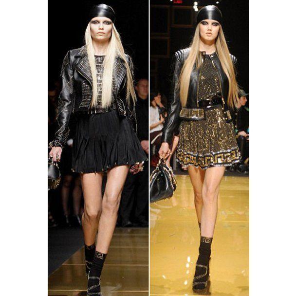Донателла Versace собрала плеяду звезд на показе H&M