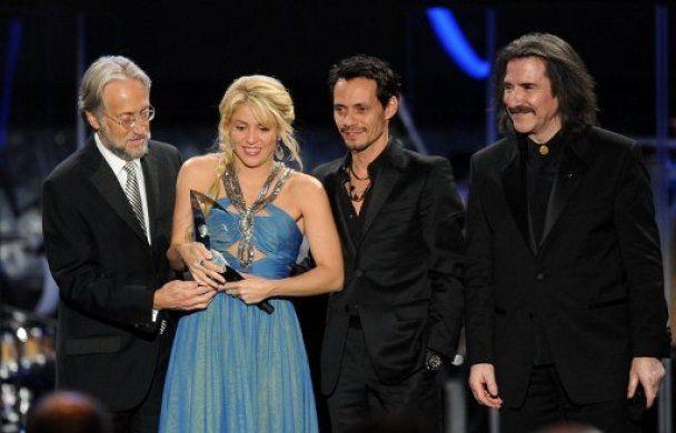 """Шакира стала самой молодой обладательницей премии """"Человек года"""""""
