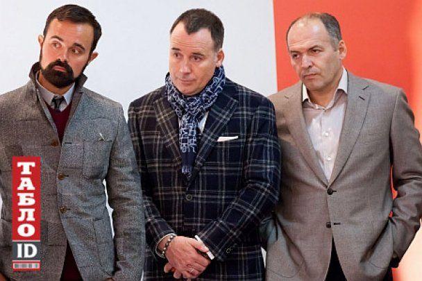 Олена Пінчук вийшла в люди після недавніх пологів