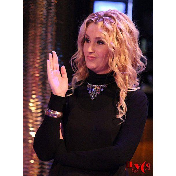 Лобода стала найрозумнішою блондинкою України