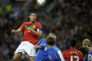 Вирішальні битви за Євро-2012. Матч-центр