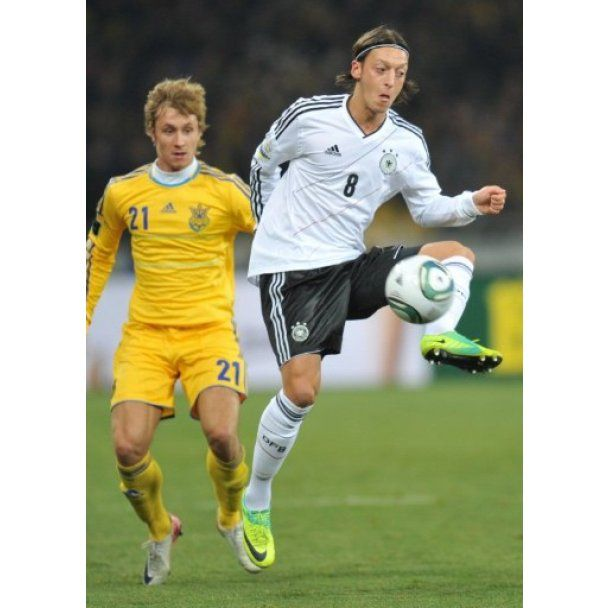 Україна зіграла у фантастичну нічию з Німеччиною (відео)