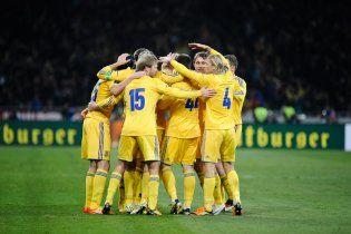 Футболисты сборной Украины поблагодарили болельщиков за сумасшедшую поддержку во Львове