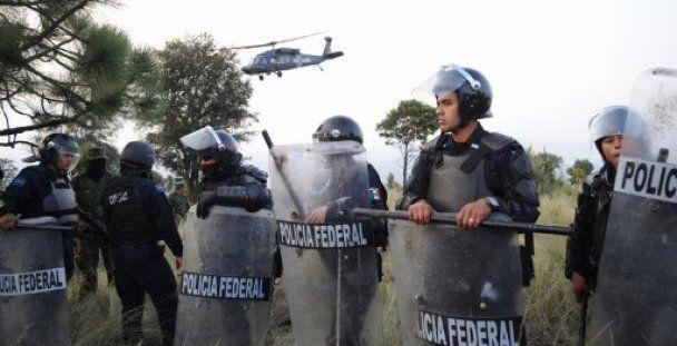 В авиакатастрофе погиб министр внутренних дел Мексики