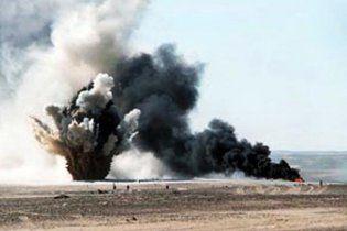 В окрестностях Тегерана произошел взрыв, поднимаются клубы черного дыма