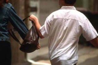 Неизвестный отобрал сумочку у заместителя начальника полиции Москвы