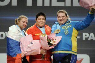 """Українка завоювала """"бронзу"""" на чемпіонаті світу з важкої атлетики"""