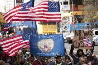 """""""Оккупанты"""" Уолл-Стрит отметят юбилей протестов, парализовав финансовый центр Нью-Йорка"""
