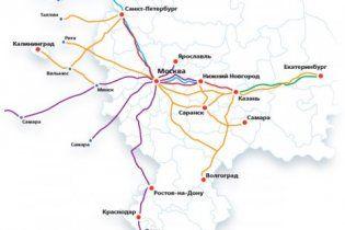 В Росії переплутали Київ і Варшаву з Самарою