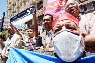 Післяреволюційний Єгипет знову охопили заворушення