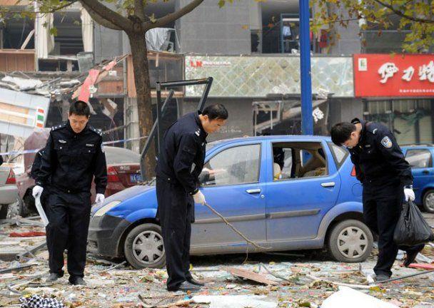В Китае взрыв в фаст-фуде унес жизни 7 человек