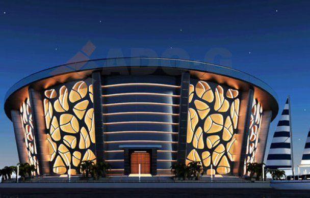 В Баку к Евровидению-2012 строят фантастический зал