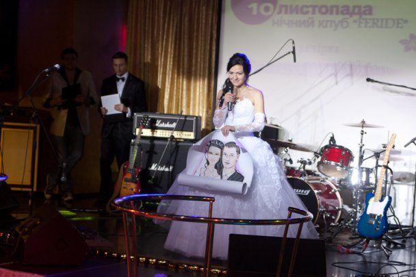 """У Вінниці обрали """"Наречену року 2011"""""""