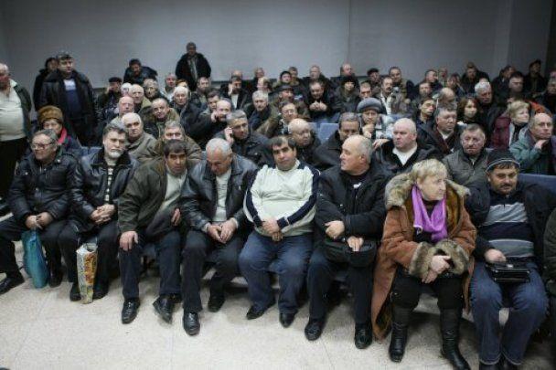 У Донецьку чорнобильці та афганці розпочали голодовку