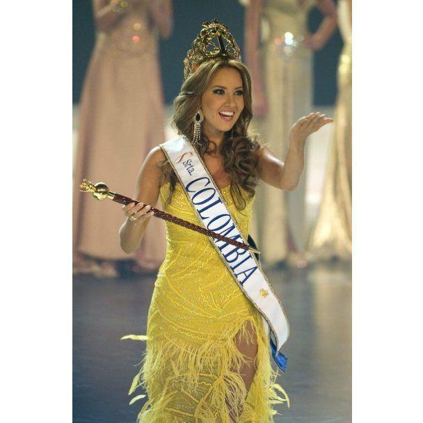Королеву красоты в Колумбии выбрали на два года