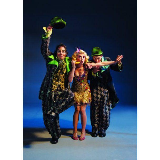 Впервые в Украине выступит всемирно известный цирк Cirque du Soleil