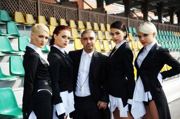 DJ Mendez потерял голову от солистки ARMIA