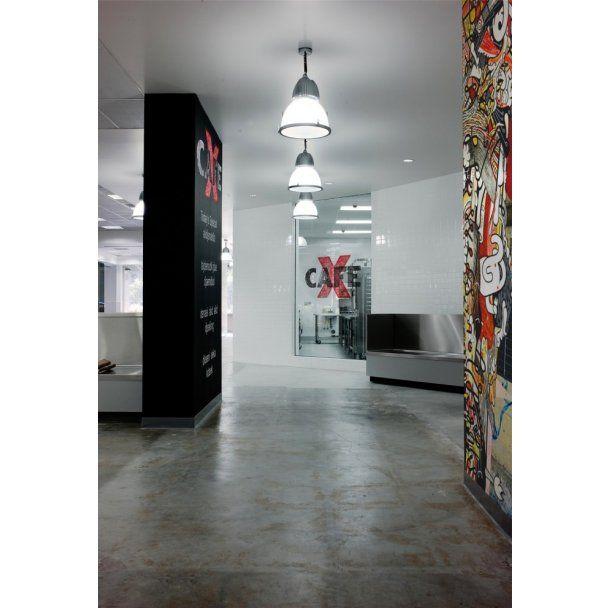 В сеть попали фотографии офиса Facebook