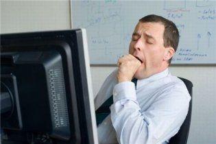 """Люди зевают, когда мозг начинает """"плавиться"""""""